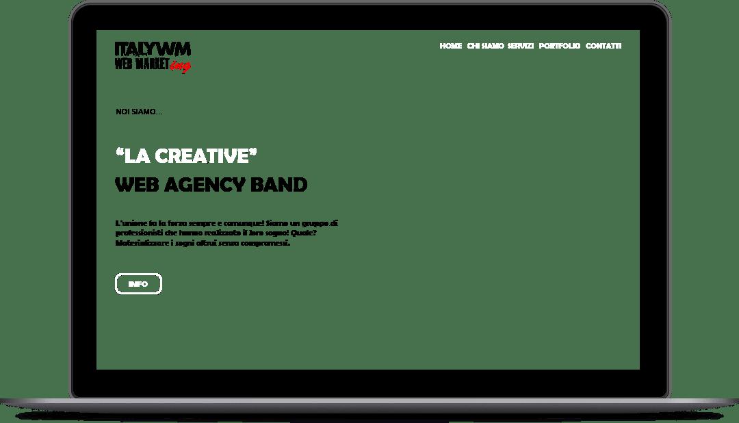 Interno PC Trasparente Italy Web Marketing