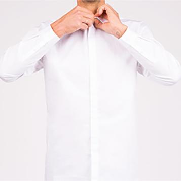creazione sito web per lavanderie camicia bianca Italy wm
