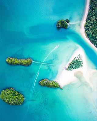 Creazione sito web alberghi b&b Hotel isole tropicali paradisi tropicali Italy web marketing