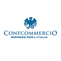 Confcommercio Logo Italy Web Marketing