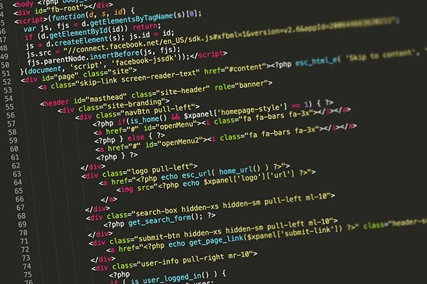 il titolo html web