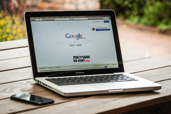 Italy Web Marketing funzione Search Consolle
