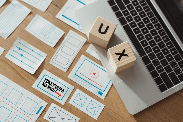 Italy web marketing UX User Experience