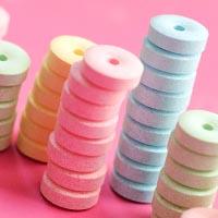 Creazione sito web per negozio di dolciumi cioccolato caramelle gommose
