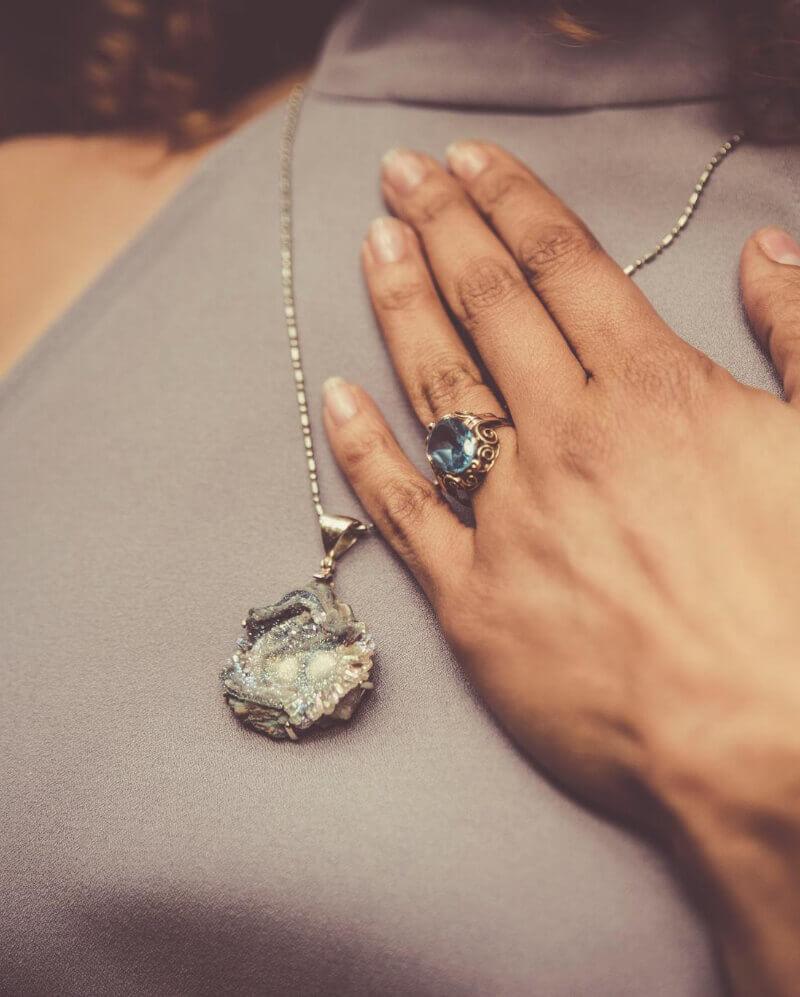 Creazione sito web per gioiellerie anello e collana