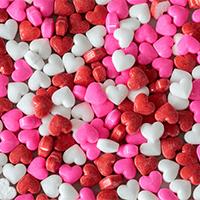 Confetti creazione sito web per negozio di dolciumi
