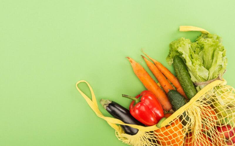 Prodotti bio verdure