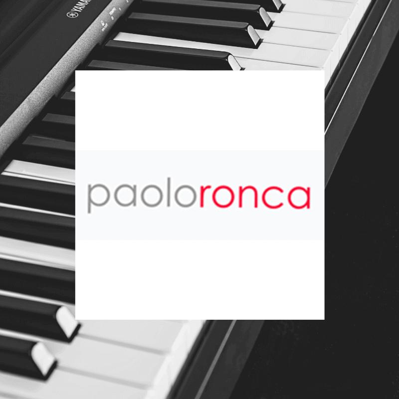 Paolo Ronca Creazione sito web Italy Web Marketing