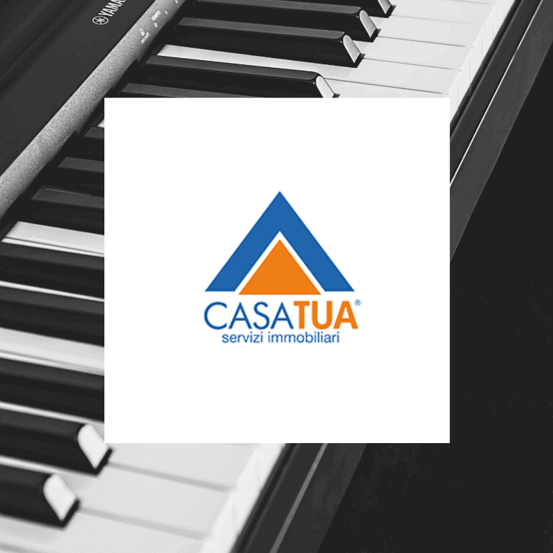 logo casatua servizi immobiliari italy web marketing