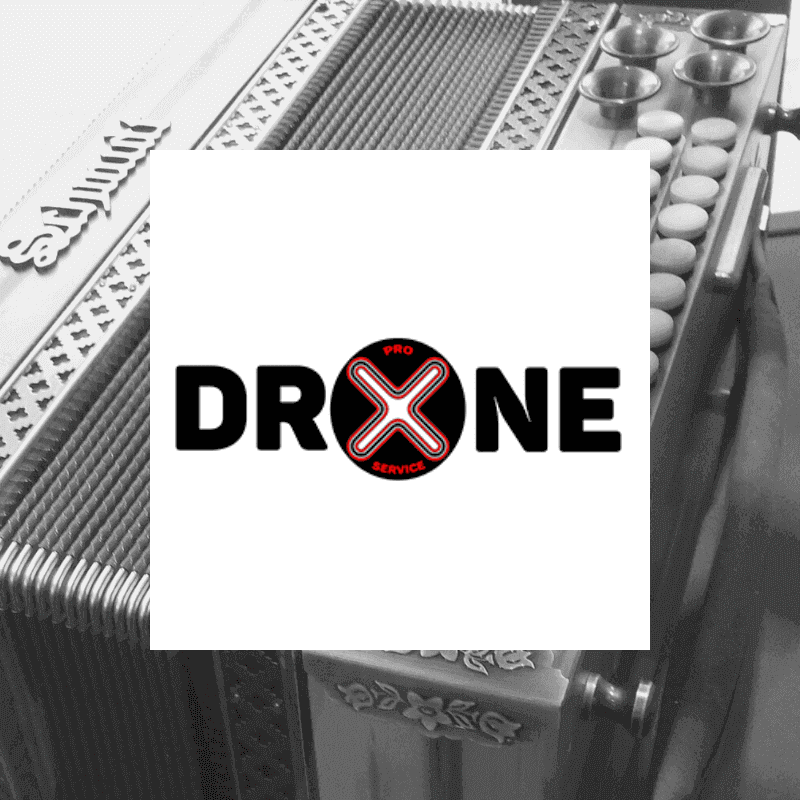 logo drone pro service italy web marketing