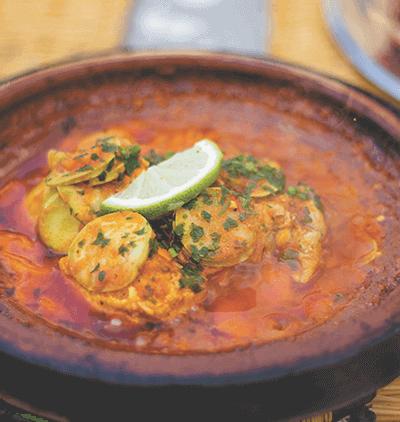 Tajine marocchino Creazione sito web blog cucina