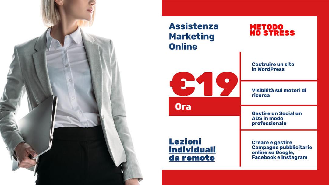 Impara il marketing online